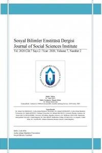 Adnan Menderes Üniversitesi Sosyal Bilimler Enstitüsü Dergisi