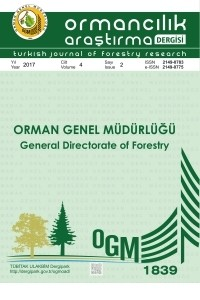 Turkish Journal of Forestry Research