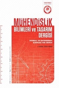 Mühendislik Bilimleri ve Tasarım Dergisi