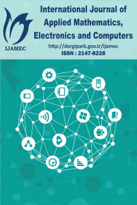International Journal of Applied Mathematics Electronics and Computers
