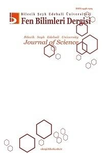 Bilecik Seyh Edebali University Journal of Science