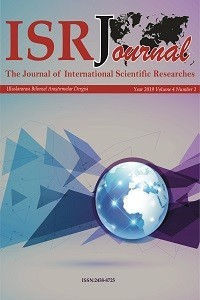 The Journal of International Scientific Researches