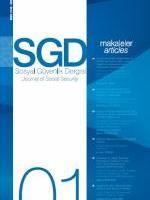 SGD-Sosyal Güvenlik Dergisi