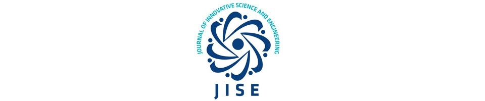 Journal of Innovative Science and Engineering (JISE) » Dergi